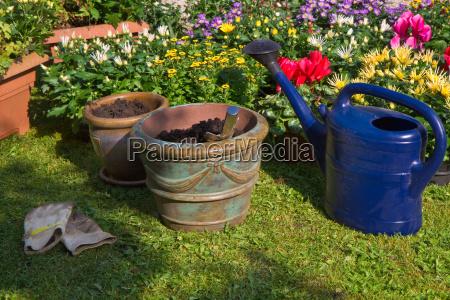 giardino fiore fabbrica decorazione giardinaggio vasi