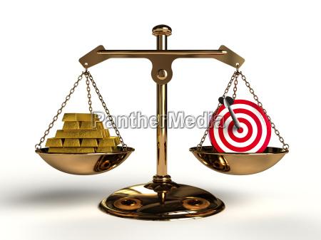 il valore di target