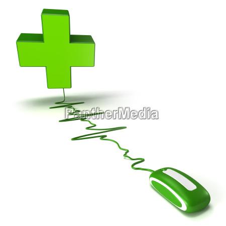 salute croce negozio comperare emergenza ospedale