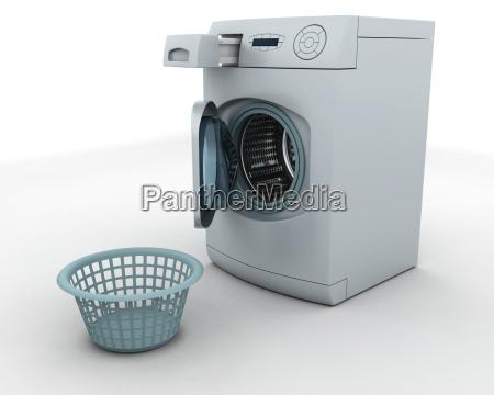 domestico porta lavare rotazione lavaggio vestiti