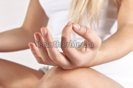meditazione posa