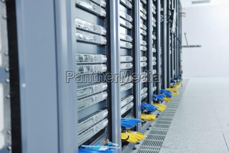 sala server di rete