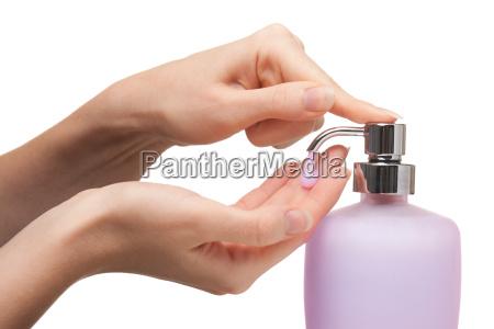 lavare lavaggio igiene sapone prevenzione insaponare