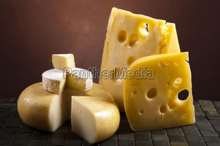composizione del formaggio