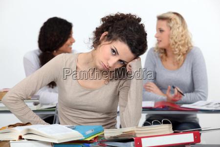 scrivania adulto lavagna classe collegio adulti