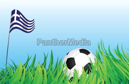 sport dello sport palla campo grecia