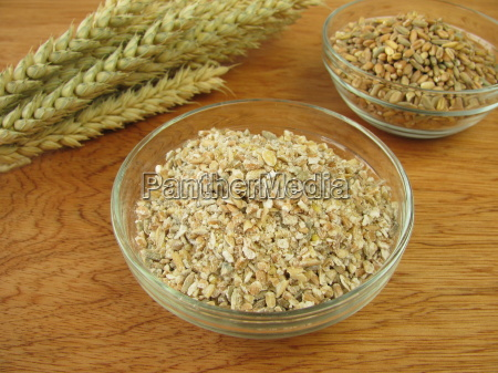 grano punzone per centri chicchi macinati