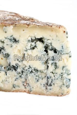 blu cibo primo piano close up
