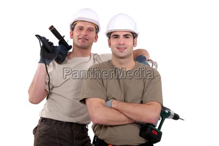 costruire trivella falegname carpentiere collega colleghi