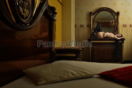 seduzione in hotel