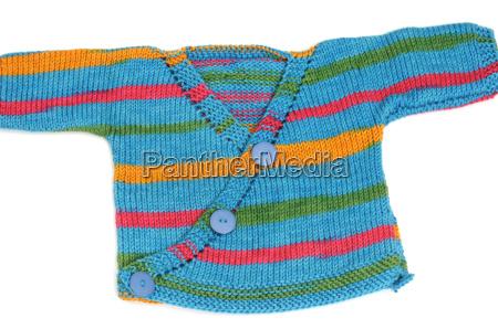 lavorare a maglia chimono corredo vestiti