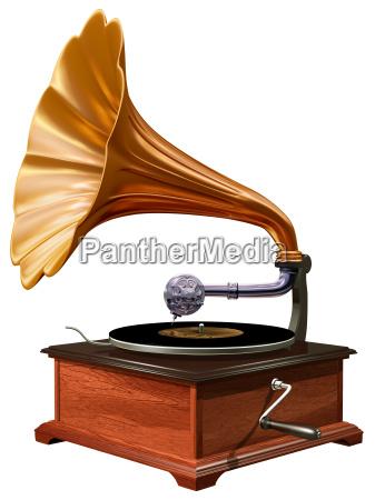 musica antico classico disco giradischi record