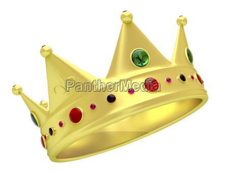 corona regina principe imperatore re monarchia