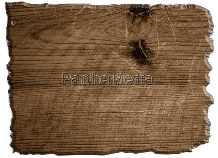 vecchia tavola di legno