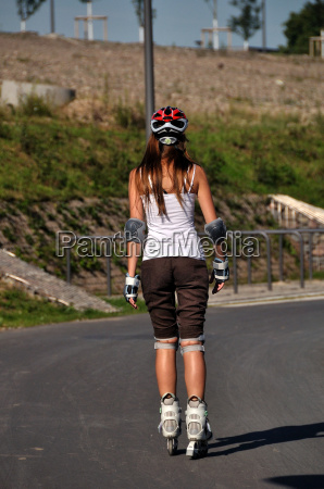 donna tempo libero sport dello sport