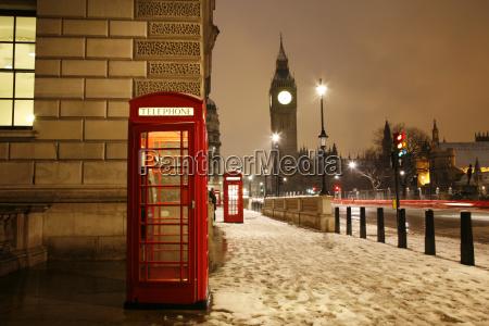 london telephone booth e il big