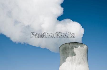 torre di raffreddamento potenza elettricita energia