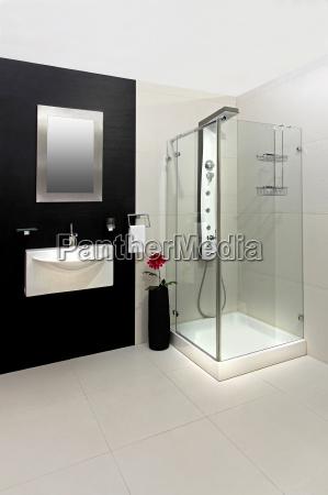 doccia moderna