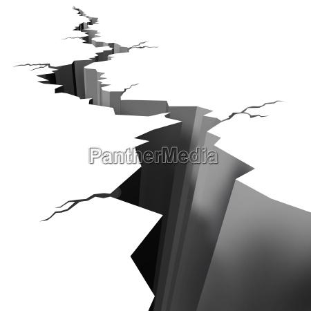 terremoto incrinato piano terra