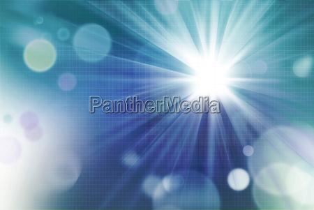 luce raggio di sole luce del