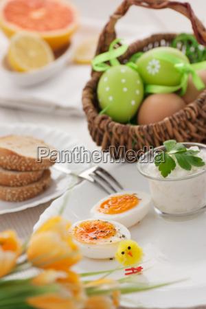 colazione tradizionale di pasqua