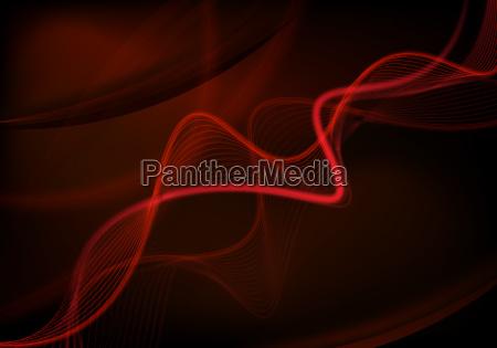 sfondo futuristico rosso