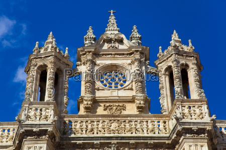 cattedrale di astorga leon castilla y