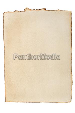nota antico ingiallito pagina carta fondale