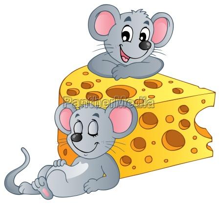 immagine del tema del mouse 2