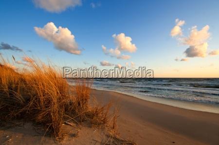 quiete silenzio tranquillita acqua mar baltico