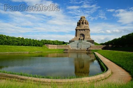 monumento alla battaglia delle nazioni a