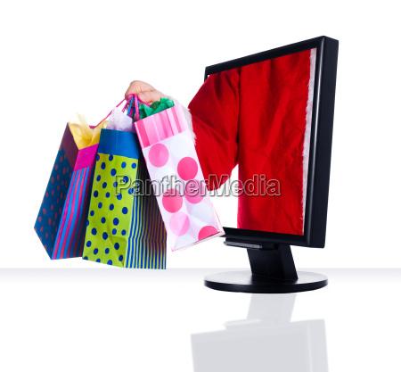 monitor di natale
