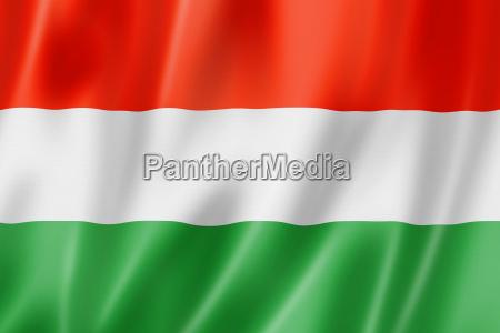 bandiera ungherese