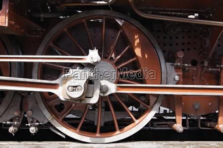 treno veicolo mezzo di trasporto vapore