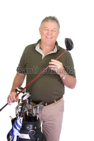 racchette golf club golf campo da