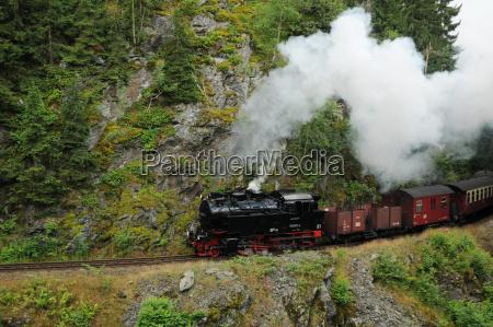 romanticismo ferroviario