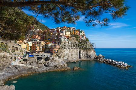 villaggio di manarola cinque terre italia