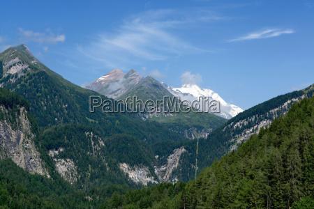 alpi austria carinzia montagna paesaggio natura