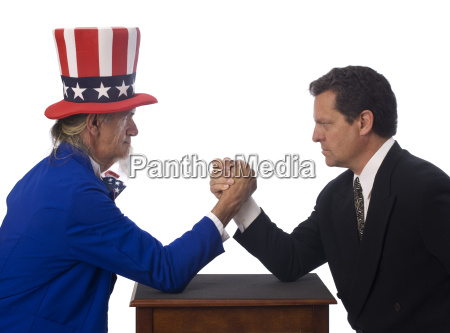 politico conflitto uomo daffari businessman burocrazia