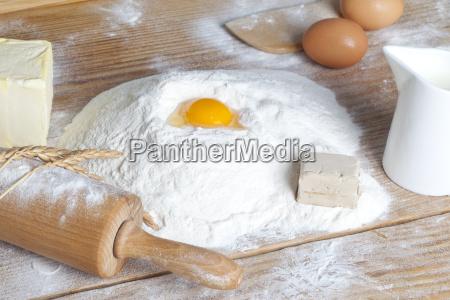 ingredienti per la cottura