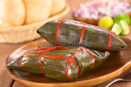 tamales peruviani
