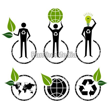 vai le idee dei segni verdi