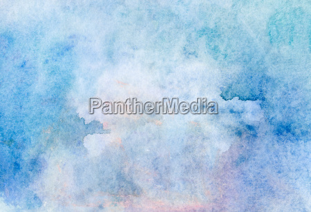 struttura beige blu chiaro dellacquerello