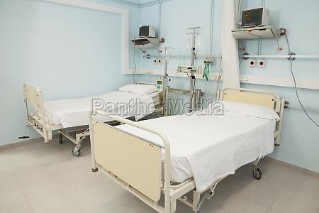 servizi medico medicina tecnico stanza letto