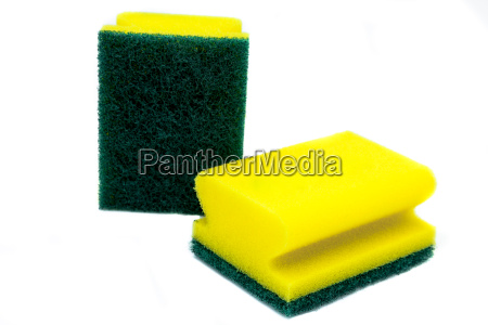 strumento attrezzo oggetto verde lavare schiuma