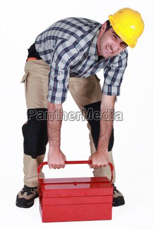 chiuso affare affari lavoro professione scatola