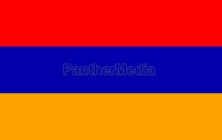 blu simbolico illustrazione bandiera armenia paese