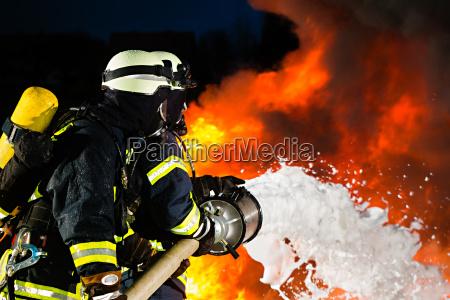 vigili del fuoco i vigili