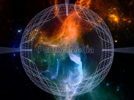 fumo educazione composizione spazio universo cosmo