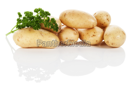 patate con petersilie